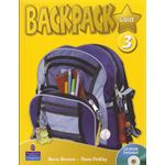 Backpack Gold 3 Student Book Longman