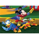 Ks Games Puzzle 50 Parça Mickey Mouse CR113-1