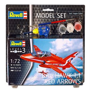 Revell Bae Hawk T1 Red Arrows Maket Seti 64921