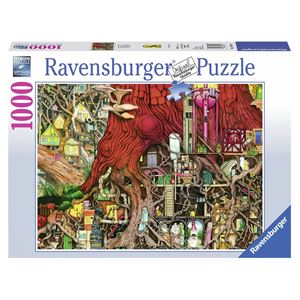 Ravensburger Puzzle 1000 Parça Hidden World 196449