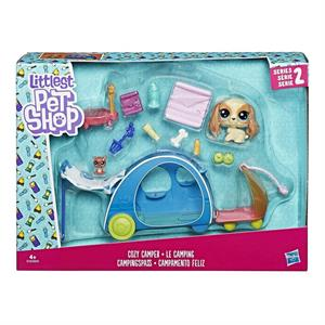 Littlest Pet Shop Miniş Mini Oyun Seti E0393 E2103