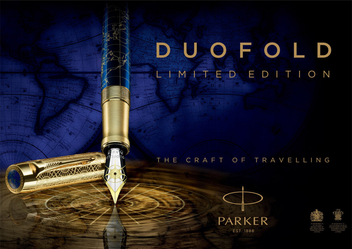 Parker  Duofold LE Serisi Kalem