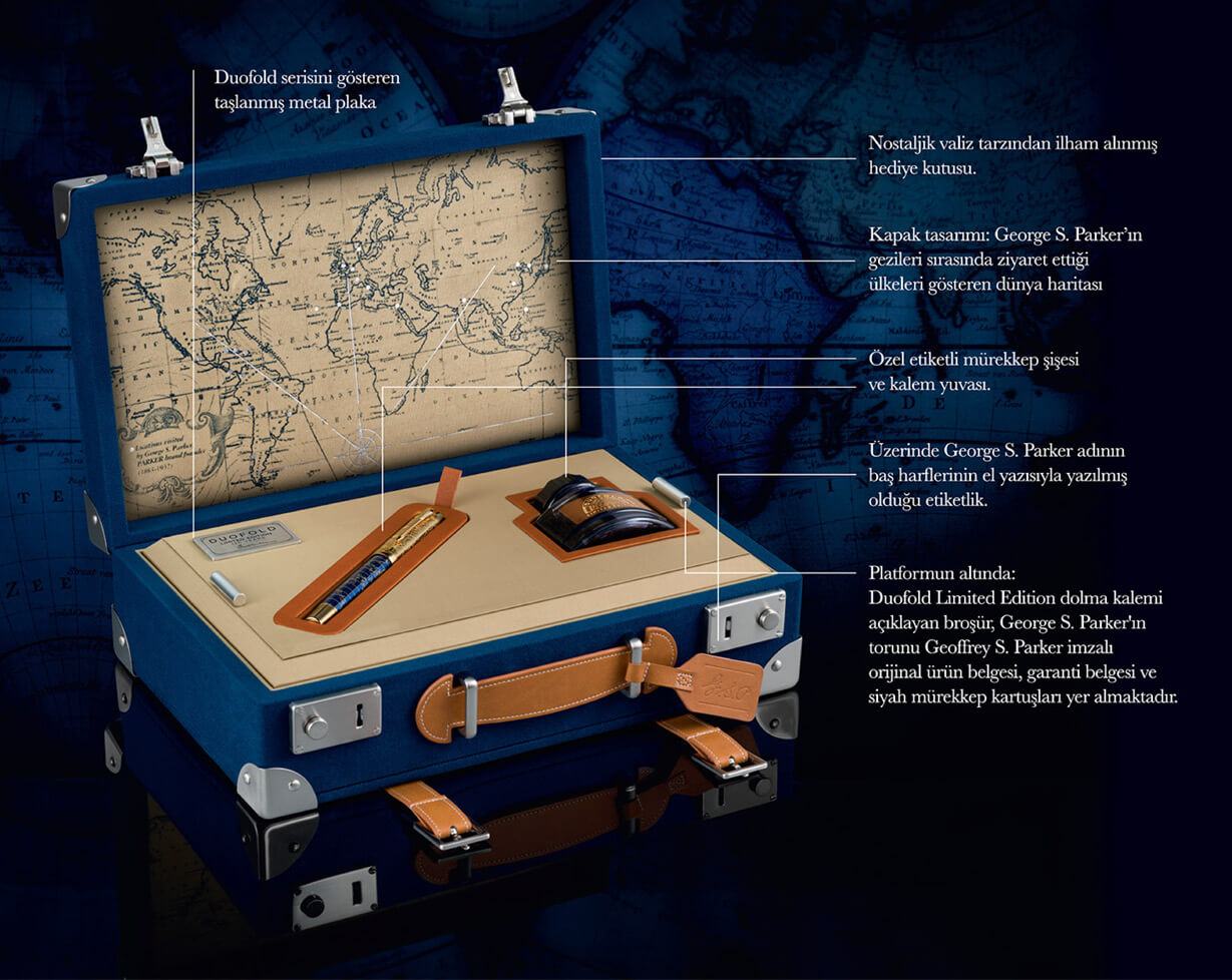 Duofold LE Craft of Travelling