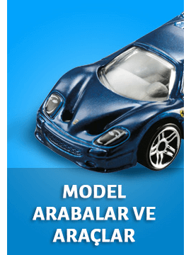 Hot Wheels Model Arabalar ve Araçlar